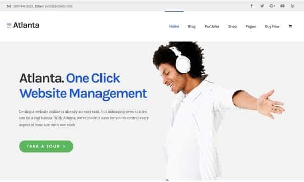מיקום כפתורי קהילה באתרי אינטרנט