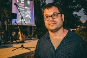 תליק כרמון - מנהל עמוד הפייסבוק של האקדמיה ללשון העברית